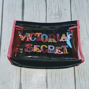 Victoria's Secret Makeup Bag NWT